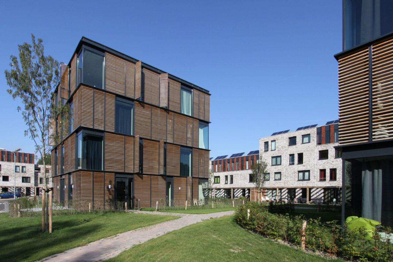 Wageningen, De Rijnveste
