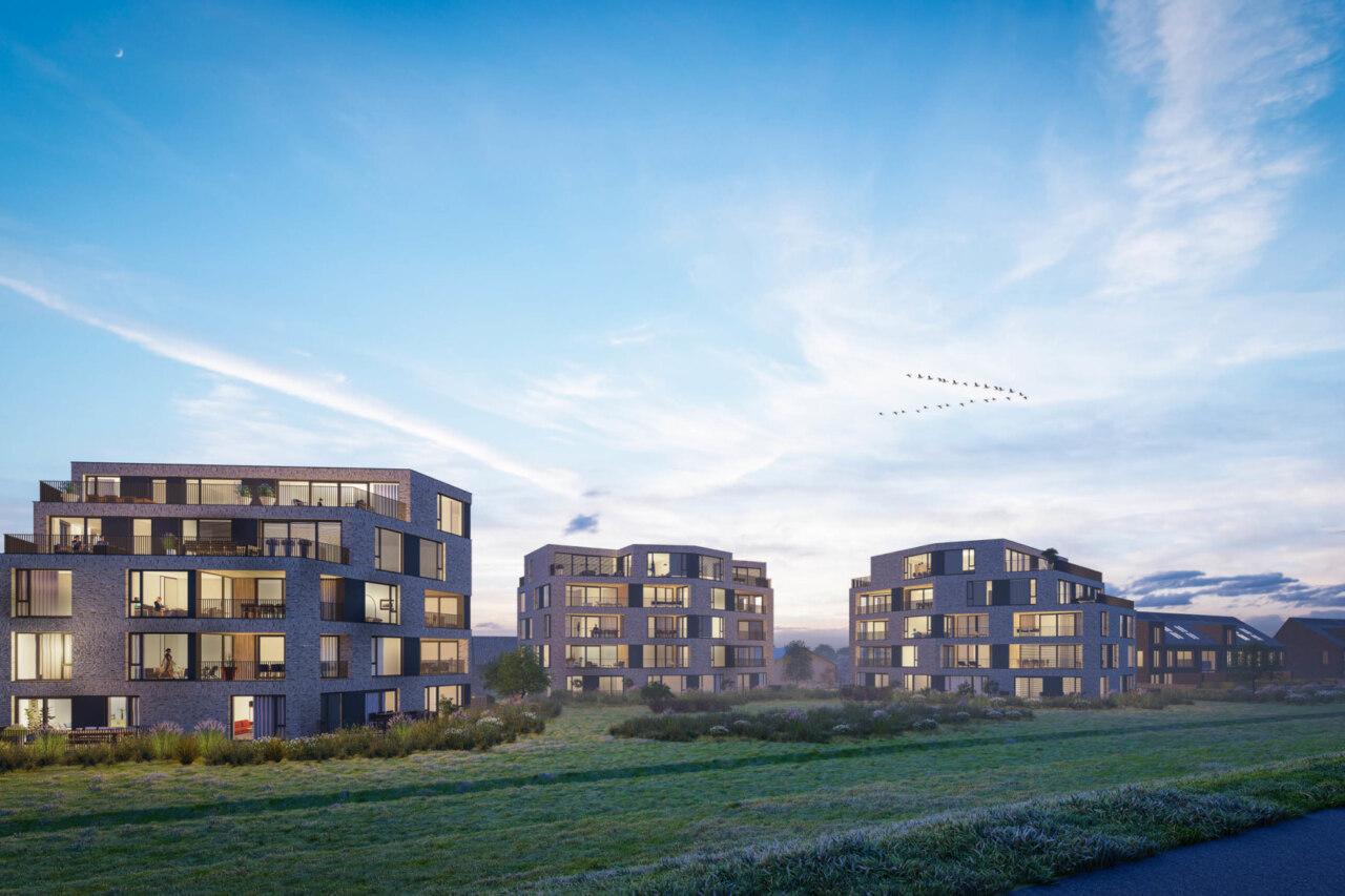 Nijmegen, Lents Buiten